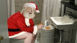 Funny Christmas Song for all Ages!!! Santa - On the Throne Again