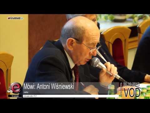 Antoni Wiśniewski nowym radnym - oświadczenie
