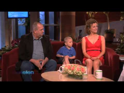 A Heroic Nanny Tells Her Story to Ellen