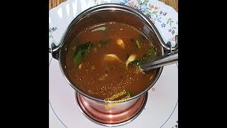 Tomato Rasam -Hotel Style/Thakkali Rasam /தக்காளி ரசம் - Recipe