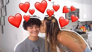 Sommer ray \ Jarvis cute moments dating? Part2