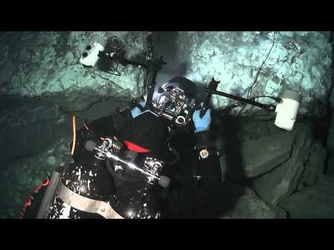 Orda Underwater Cave