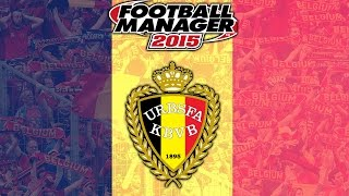 Belgium At The World Cup - Ep.1 The Tournament Begins    Football Manager 2015