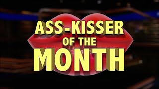 Ass-Kisser of the Month   Real Time with Bill Maher (HBO)
