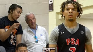 Future Lottery Pick Cole Anthony Will Be a Tar Heel LEGEND! Raw Highlight Reel from HS!