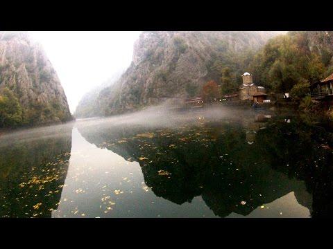 Кањонот Матка каков што не сте го виделе до сега!