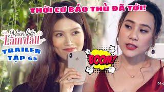 Muôn Kiểu Làm Dâu -Trailer Tập 65 | Phim Mẹ chồng nàng dâu -  Phim Việt Nam Mới Nhất 2019 - Phim HTV
