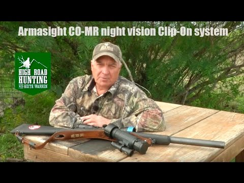 When Deer Hunting Turns Into Hog Hunting Armasight Night Vision Clip On