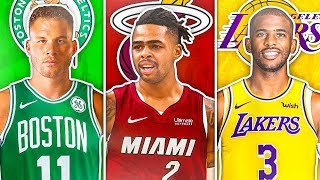 7 NBA SUPERSTARS THAT WILL BE TRADED SOON