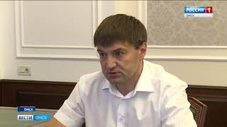 Александр Бурков поручил включить в программу благоустройства территорий сёла в районах области