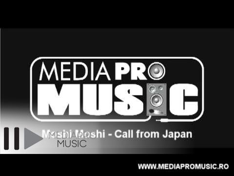 Moshi Moshi - Call from Japan (radio edit)