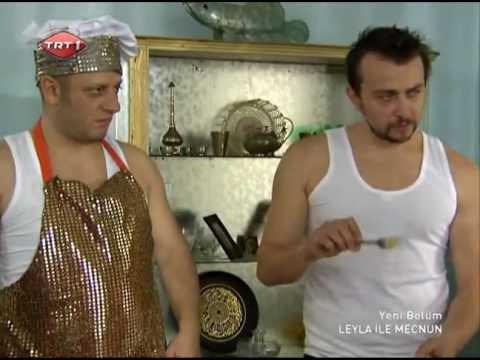 Biscolata Püskevit Reklamı - Leyla ile Mecnun