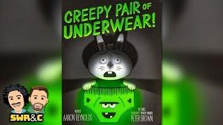 READ ALOUD | Creepy Pair of Underwear by Aaron Reynolds | CHILDREN'S BOOK