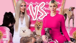 Jeffree Star vs. Kylie Jenner Dogs    Who's more fur-friendly?