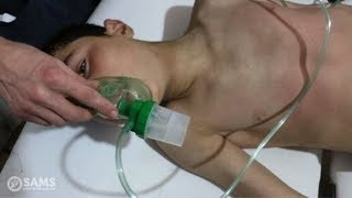 Russia's claim that Britain staged Syrian chemical attack 'is grotesque' | ITV News