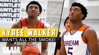Kyree Walker Wants All The Smoke! Dream Vision vs. Urban Elite!