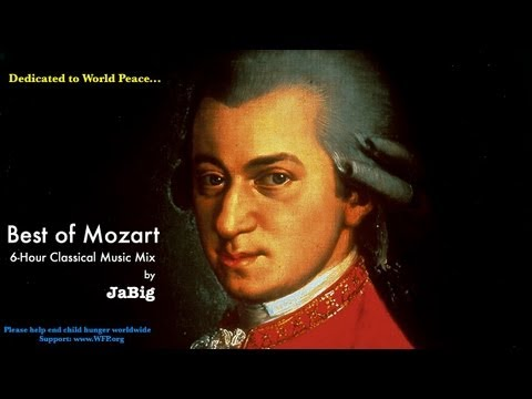 Baixar 6-Hour Mozart Piano Classical Music Studying Playlist Mix by JaBig: Great Beautiful Long Pieces
