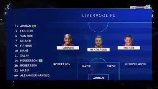 Napoli vs Liverpool cúp C1 châu âu, full 2 - 0