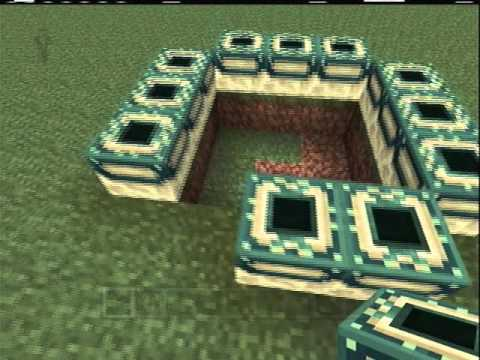 How to build a end portal minecraft xbox 360 musica movil how to make an end portal in minecraft xbox 360 edition sciox Image collections
