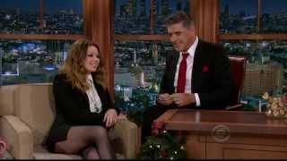 Natasha Lyonne on Craig Ferguson Show