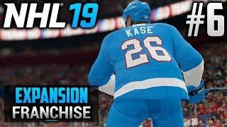 NHL 19 Expansion Franchise | Quebec Nordiques | EP6 | ANOTHER BIG TRADE (S1G14)