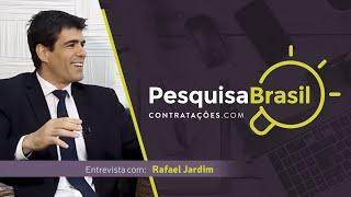 Pesquisa Brasil - Entrevista Rafael Jardim pt.1