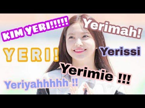 Kim Yeri fanboys/fangirls screaming her name