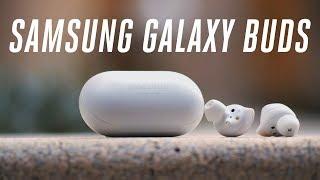 Samsung Galaxy Buds hands-on