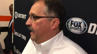 SVG reacts: Pistons score 136 points in win over 76ers