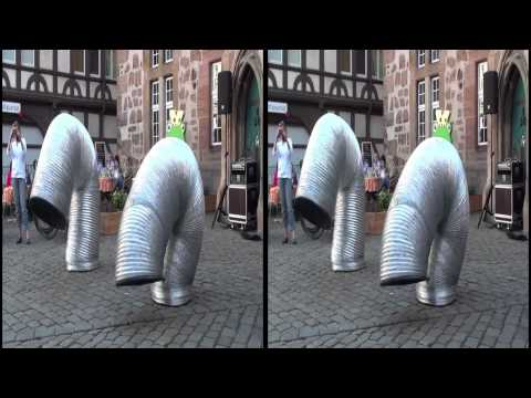 Slinkies - Marburger Fruehling 2012 (3D)