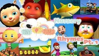 Baa Baa Black Sheep, Baby Shark & More | Nursery Rhymes