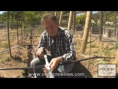 One Acre Napa Valley - Yountville AVA Episode 6  - Water main connection