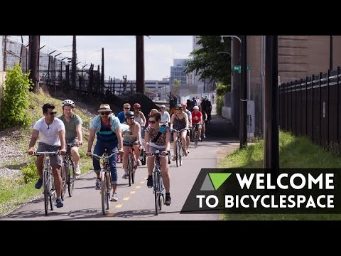 Welcome to BicycleSPACE