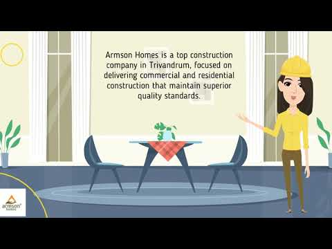 Armson Homes | Quality Construction within Your Budget | Best Construction Company in Trivandrum