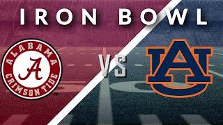 2020 Auburn vs Alabama
