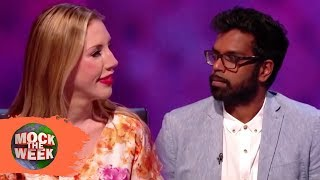 """At What Age Was Romesh Able To Achieve A Full Beard?"" - Mock The Week"