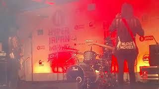 Mutant Monster live at Hyper Japan December 2017