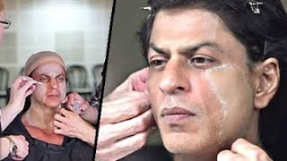 Shah Rukh's young look - SECRET of Prosthetic Makeup! | Social Butterfly