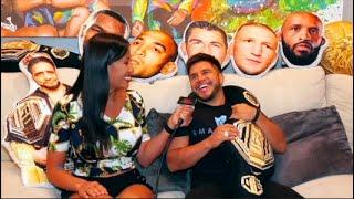 Khabib Nurmagomedov vs Justin Gaethje Predictions by UFC Fighters