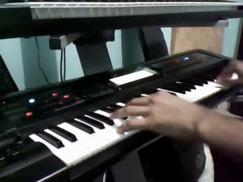 Roland GW8 - Ritmo de sao joao
