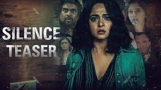 Silence(Nishabdham) TEASER- R Madhavan, Anushka, Michel Ma..
