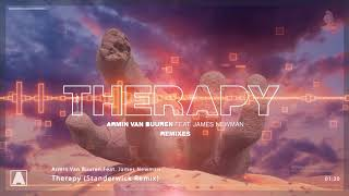Armin Van Buuren Feat. James Newman - Therapy (Standerwick Remix) HD