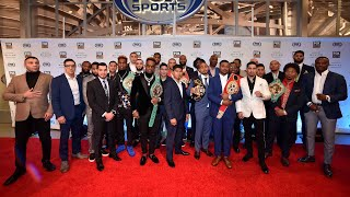Premiere Boxing Champions on FOX and FS1