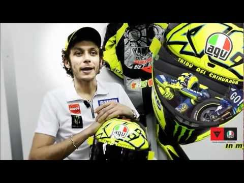 Intervista in italiano a Valentino Rossi 2013