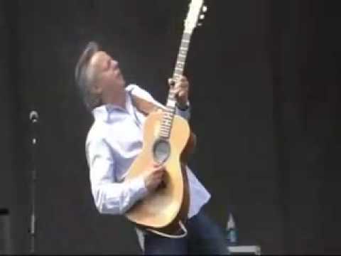 Tommy Emmanuel - The best acoustic guitar live blues!