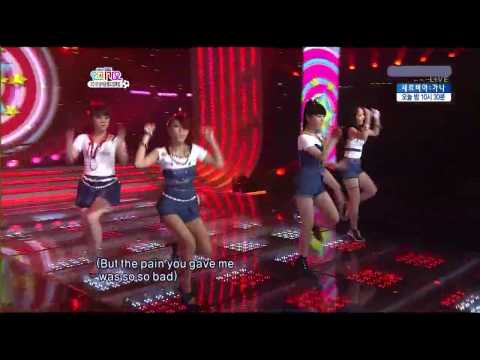 Wonder Girls - 2 Different Tears 100613
