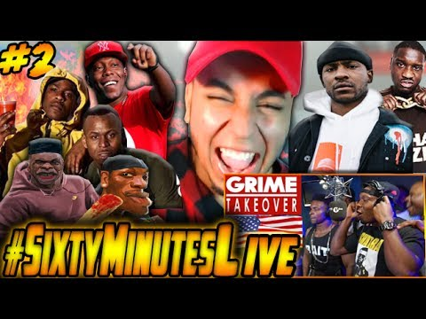 CRAZIEST UK GRIME FIRE IN THE BOOTH 🔥Dizzee Rascal, skepta , jme, Lethal Bizzle,  AMERICAN Reaction