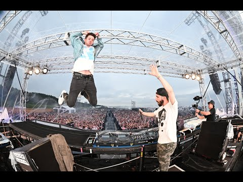 Cash Cash LIVE SET at S2O 2019 JAPAN
