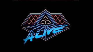 Daft Punk - Alive 2007 (FULL SET ENCORE) HD
