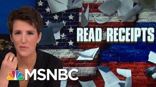 Donald Trump Jr. Seems Relevant To Robert Mueller Paths Of Inquiry   Rachel Maddow   MSNBC